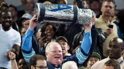 Ford's Conduct 'Unseemly At