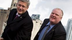Mulcair: Ford Scandal Rubbing Off On