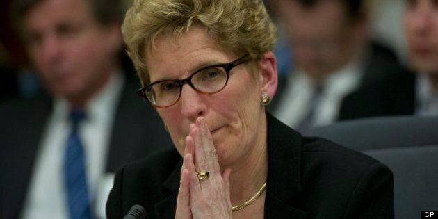 Wynne Lying About Ontario's Finances, Ontario Tories