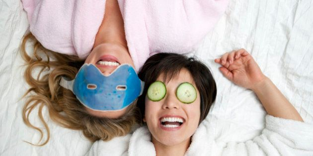 How To Plan A Mother's Day Spa Surprise (At
