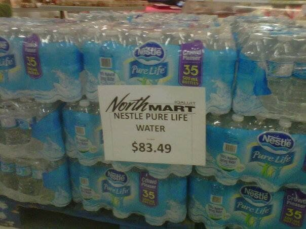 $83.49 For A Case Of Water? Welcome To