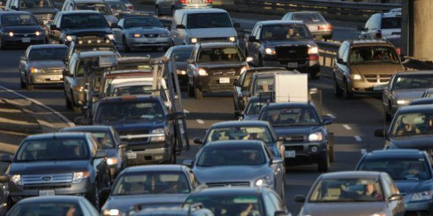 Commuting In Canada So Bad It's Reshaping Cities: