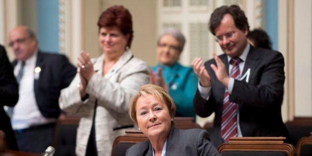 Pauline Marois: PQ Government More Focused Than Last