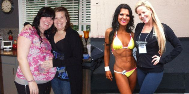 Weight Lost: How This Woman Went From 242 Pounds To Bikini
