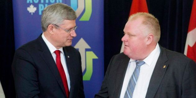 Harper's Office: Ford Allegations 'Troubling,' Government Doesn't Condone