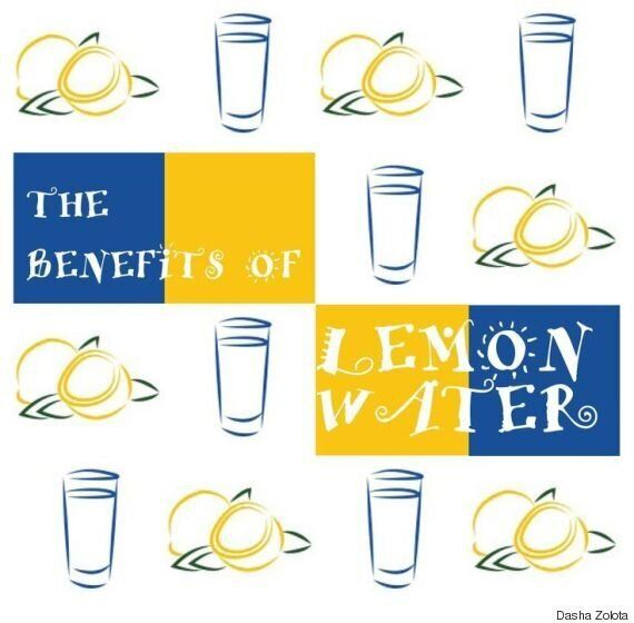 Lemon Water Can Really Improve Your Morning (And