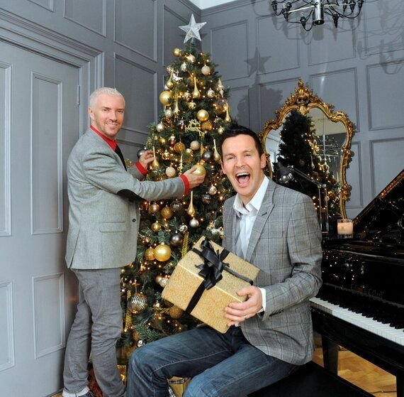 Holiday Decorating: The Gift Of Good Taste from Colin &