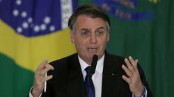 Bolsonaro: 'Nós vamos mudar o Brasil porque não fazemos parte do