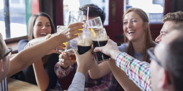 Happy Hour Arrives In B.C. With New Liquor