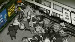 Online Game Depicts Massacre Of SkyTrain