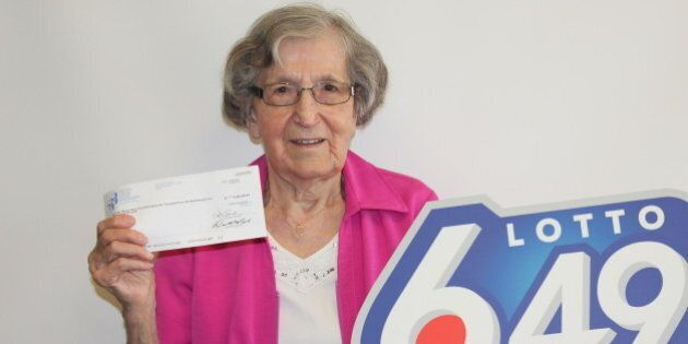 Maria Digel Has Dream Of Winning Lottery, Wins $6.9 Million Next