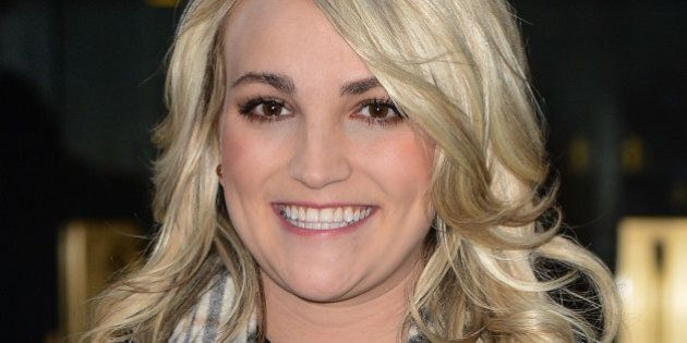 Jamie Lynn Spears Wedding Dress Is Tulle Perfection Photos Huffpost Canada Style