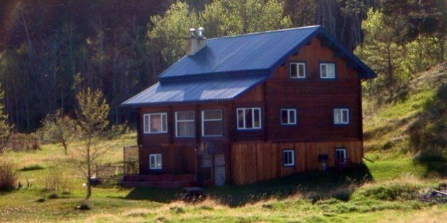 The Coolest Cabins To Rent In Alberta