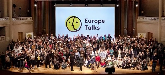 L'Europa si parla: migliaia di persone faccia a faccia per superare gli steccati che ci