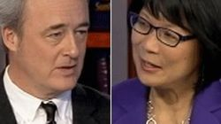 Chow's Interview With Own Campaign Adviser Sparks