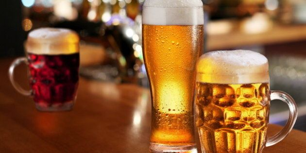 B.C. Liquor Laws May Raise Beer