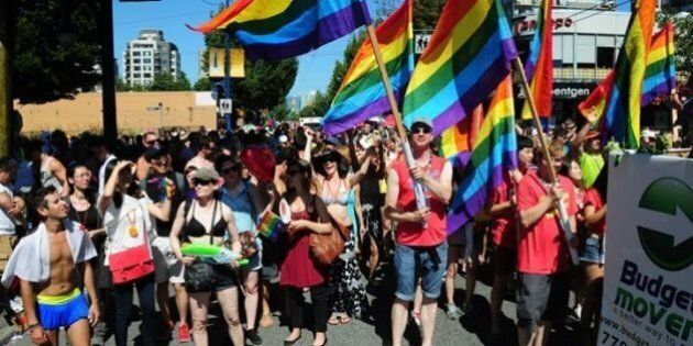 Vancouver Pride 2014: An Events