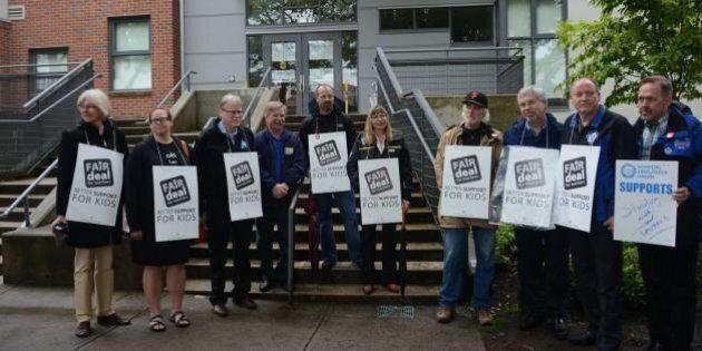 B.C. Teachers Strike 2014: Veteran Mediator Declines To