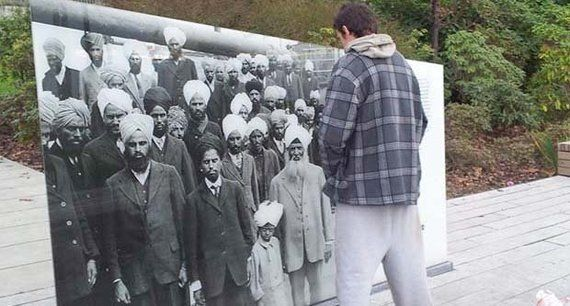 Why the Desecration of the Komagata Maru Memorial Wasn't