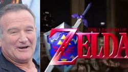 Name 'Zelda' Character After Robin Williams? Sign Here For