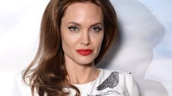Angelina Jolie Is A Vision In
