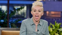 Miley Cyrus Rocks Canadian