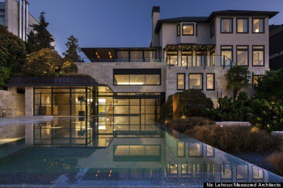 This Is Not Chip Wilson's House, But It's Still