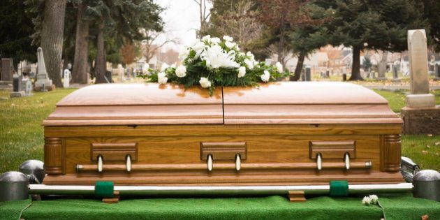 Call it a Funeral, Not a 'Celebration of