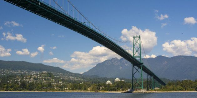Cyclist Dead After Fall On Vancouver's Lions Gate