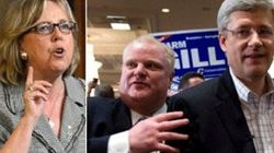 Elizabeth May: 'Tough On Crime' Harper Should Urge Ford To