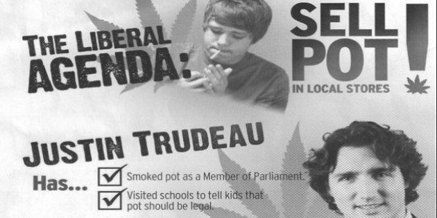 Trudeau's Pot Plan: Are Tory Attacks Full Of