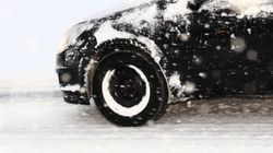 RCMP Warn Motorists After Multiple Collisions, Icy