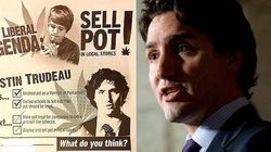 'Misleading' Tory Flyer Says Trudeau Promotes Pot To