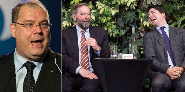Bloc Québécois' Shift Under New Leader Should Help Liberals,