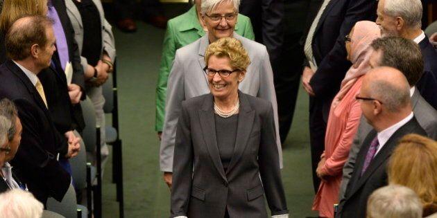 Kathleen Wynne's Cabinet: Ontario Premier Revamps