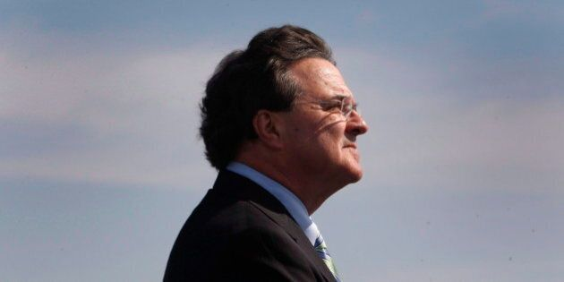 Jim Flaherty's State Funeral Costs Revealed In Government