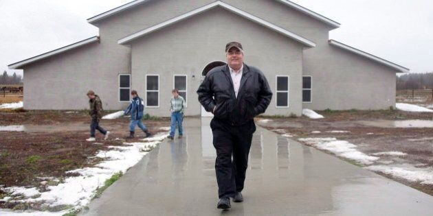 Polygamy Law In Canada Questioned As Charges Laid Against Bountiful, B.C.