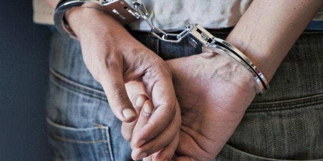 Man Arrested In Cochrane After Brief