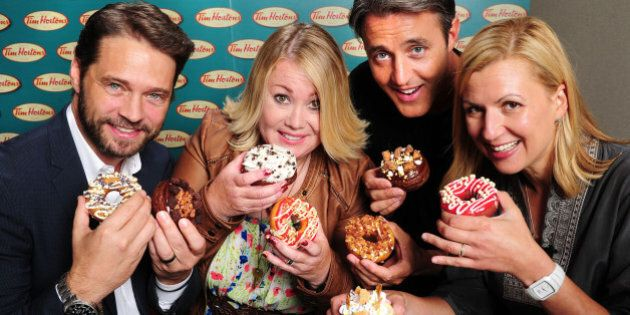 Tim Hortons Donuts Contest Comes Down To Four