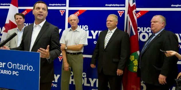 Tim Hudak's Ford Problem Could Prove Fatal To His Election