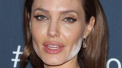 LOOK: Angelina Jolie's Epic Makeup