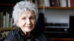 Daughter Accepts Nobel On Alice Munro's