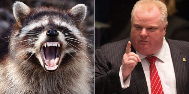 Rob Ford Discusses 'Standoffs' With Toronto's Bold