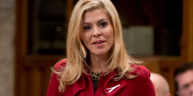 Eve Adams For Mayor? Mysterious Poll Raises Eyebrows In