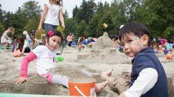 World-Record Sandbox Built For Kids' Mental Health