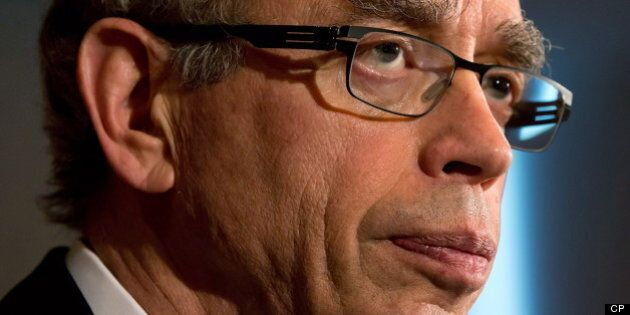 Joe Oliver To Be Named Finance Minister Wednesday: