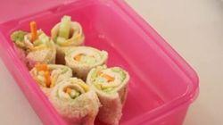 Sushi Rolls The Kids Will