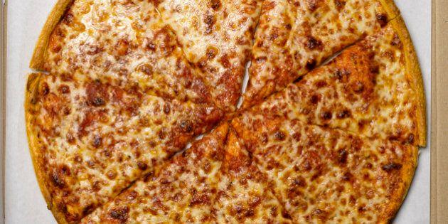 U.S. Pizza Chain To Launch Marijuana-Laced