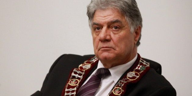 London Mayor Joe Fontana Going To Trial On Fraud Charges This