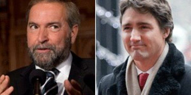 Poll Suggests Tom Mulcair Is The Most Popular Politician In